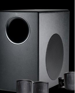 Улучшенное качество AV-звучности