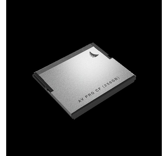 Angelbird AV PRO CF 256 GB   2 PACK Карта памяти CF 256 GB. Набор 2 карты