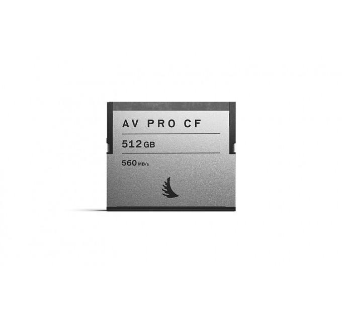Angelbird AV PRO CF 512GB Карта памяти CF 512 GB