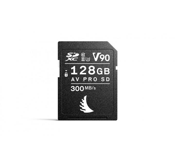 Angelbird AV PRO SD MK2 128GB V90   1 PACK Карта памяти SDXC 128 GB