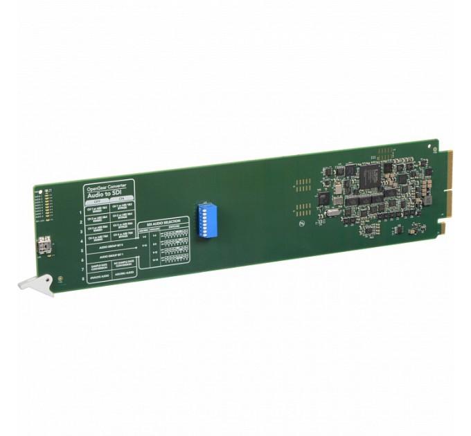 OpenGear Converter Audio to SDI плата конвертер