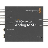 Blackmagic Mini Converter Analog to SDI мини конвертер