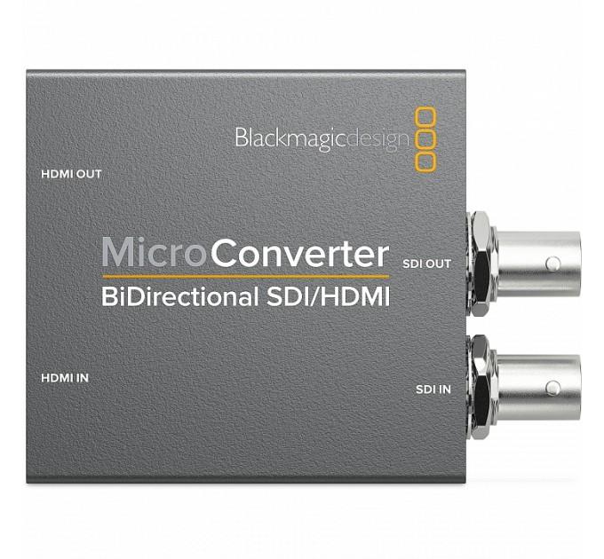 Blackmagic Micro Converter BiDirectional SDI/HDMI