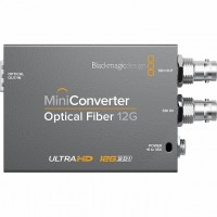 Blackmagic Mini Converter Optical Fiber 12G мини конвертер