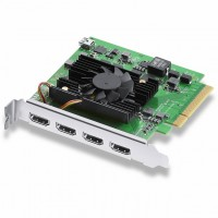 Blackmagic DeckLink Quad HDMI Recorder плата видеозахвата