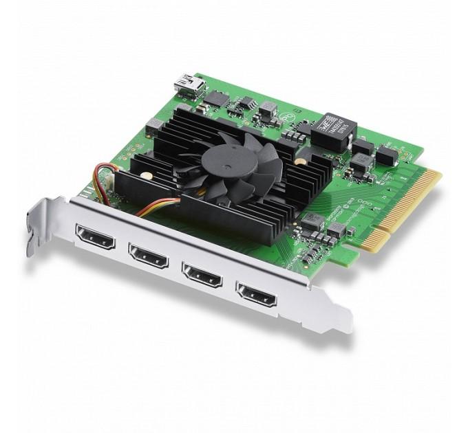 Blackmagic DeckLink Quad HDMI Recorder плата видеозахвата