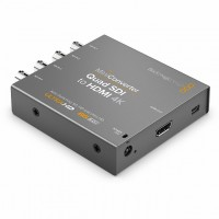 Blackmagic Mini Converter Quad SDI to HDMI 4K мини конвертер