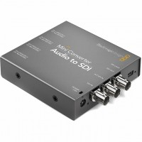 Blackmagic Mini Converter Audio to SDI 2 мини конвертер