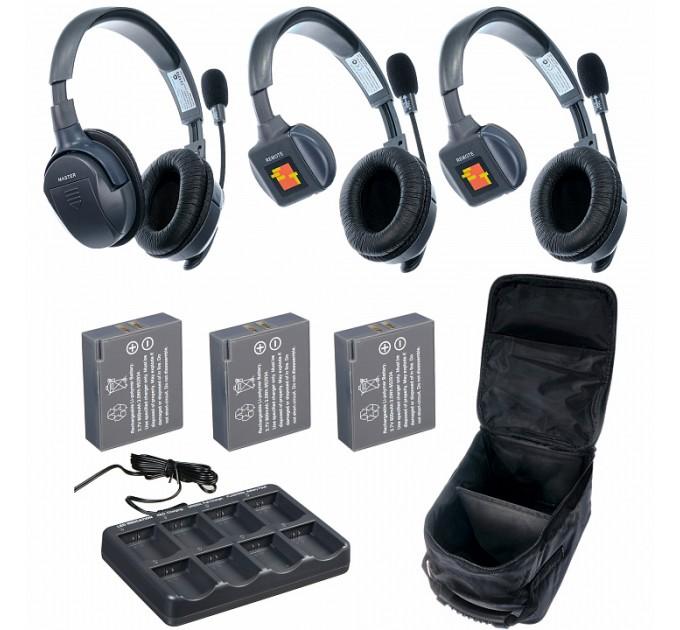 Eartec UltraLITE 3-21 комплект гарнитур