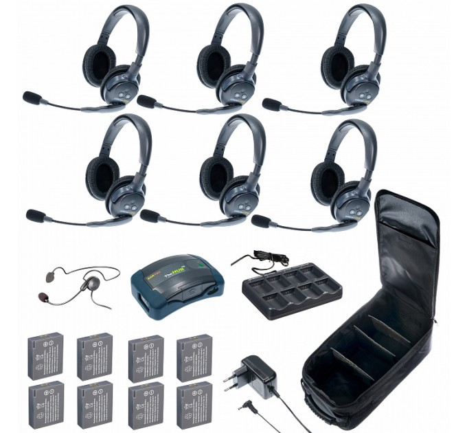 Eartec HUB 7-DCYB комплект гарнитур