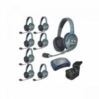 Eartec HUB 8-D комплект гарнитур
