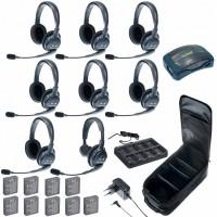 Eartec HUB 8-17 комплект гарнитур