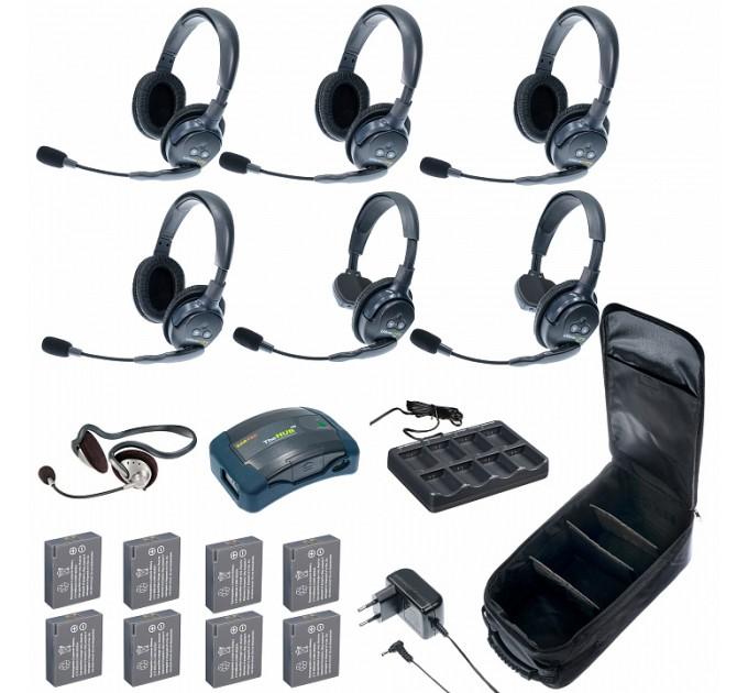 Eartec HUB 7-24MON комплект гарнитур
