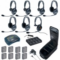 Eartec HUB 7-33MXS комплект гарнитур