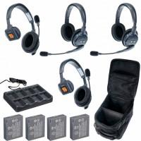Eartec UltraLITE 4-22 комплект гарнитур