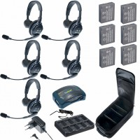 Eartec HUB 5-S комплект гарнитур