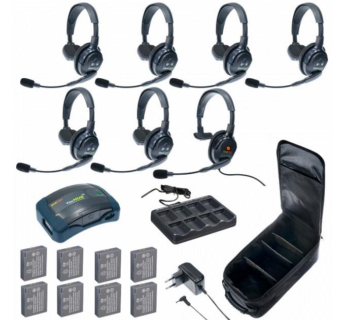 Eartec HUB 7-SMXS комплект гарнитур