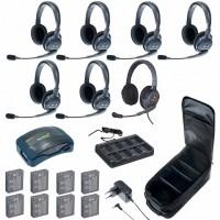 Eartec HUB 7-DMXD комплект гарнитур