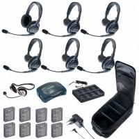 Eartec HUB 7-51MON комплект гарнитур