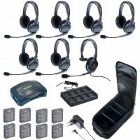 Eartec HUB 7-DMXS комплект гарнитур