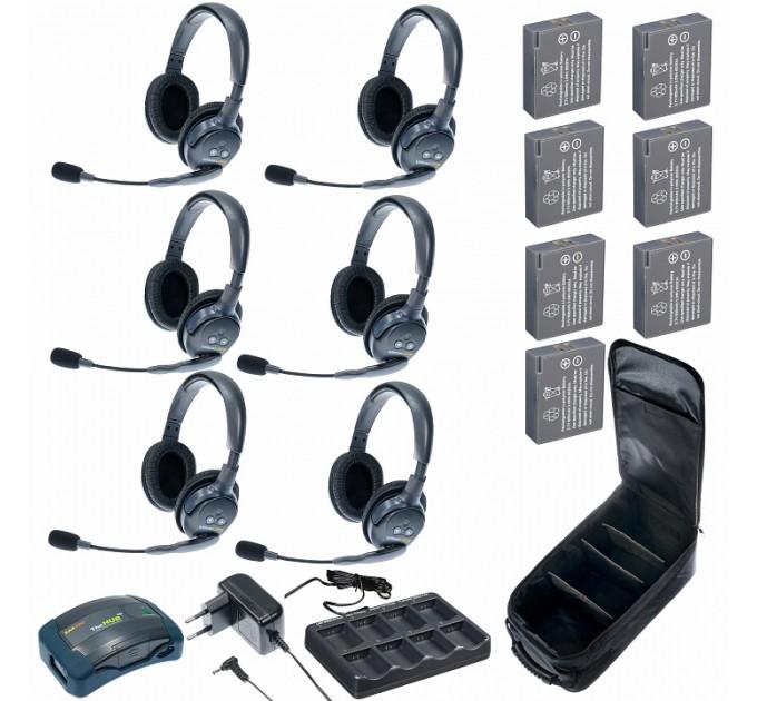 Eartec HUB 6D комплект гарнитур