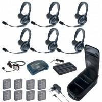 Eartec HUB 7-SMON комплект гарнитур