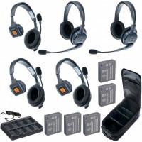 Eartec UltraLITE 5-32 комплект гарнитур