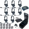 Eartec HUB 8-S комплект гарнитур
