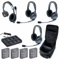 Eartec UltraLITE 4-13 комплект гарнитур