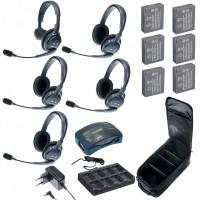 Eartec HUB 5-14 комплект гарнитур