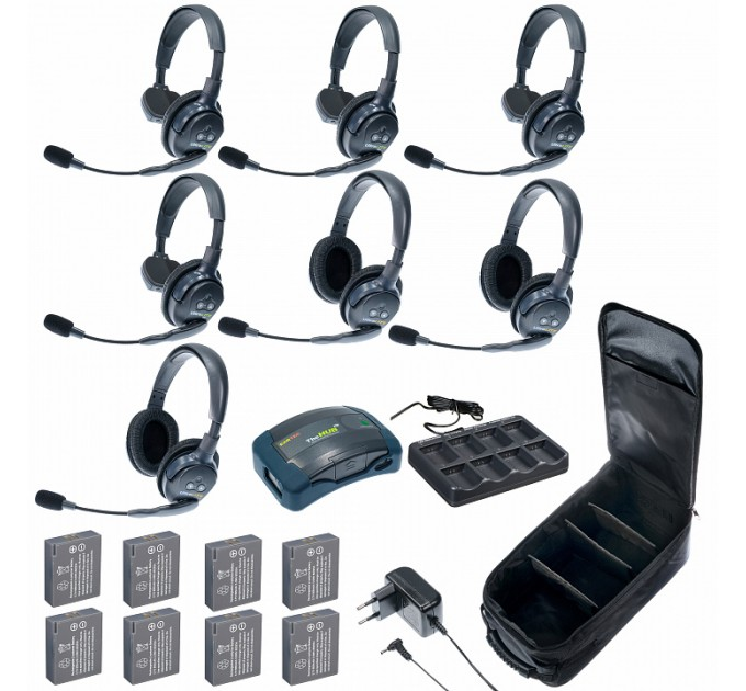 Eartec HUB 7-43 комплект гарнитур