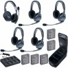 Eartec UltraLITE 5-D комплект гарнитур