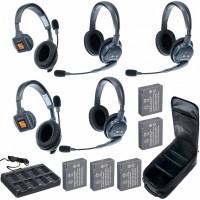 Eartec UltraLITE 5-23 комплект гарнитур