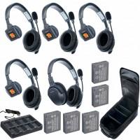 Eartec UltraLITE 5-41 комплект гарнитур