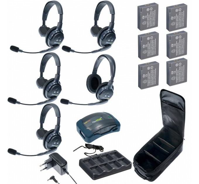 Eartec HUB 5-41 комплект гарнитур