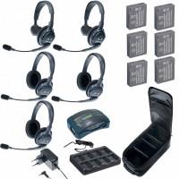 Eartec HUB 5-23 комплект гарнитур