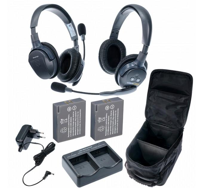 Eartec UltraLITE 2-D комплект гарнитур