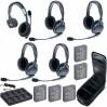 Eartec UltraLITE 5-14 комплект гарнитур