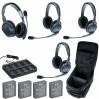 Eartec UltraLITE 4-D комплект гарнитур