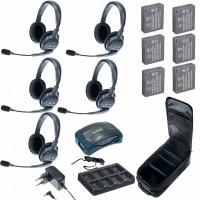 Eartec HUB 5-D комплект гарнитур