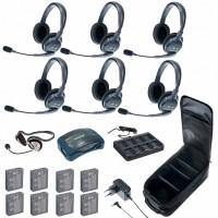 Eartec HUB 7-DMON комплект гарнитур