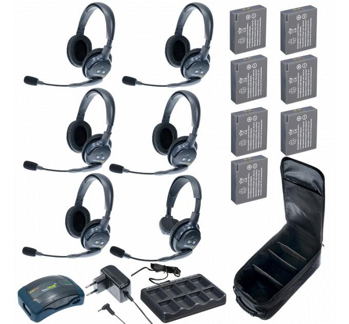 Eartec HUB 6-15 комплект гарнитур