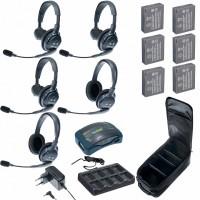 Eartec HUB 5-32 комплект гарнитур