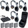 Eartec UltraLITE 4-S комплект гарнитур