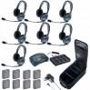Eartec HUB 7-D комплект гарнитур