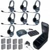 Eartec HUB 7-16 комплект гарнитур