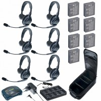 Eartec HUB 6S комплект гарнитур