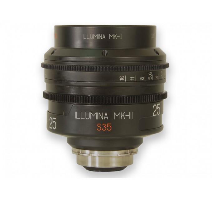 Объектив ILLUMINA MK-III f-25 mm
