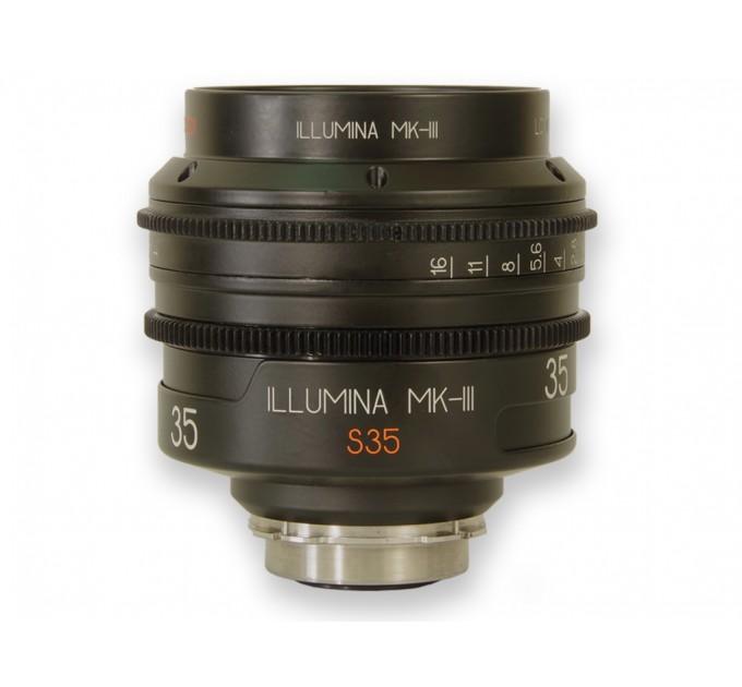 Объектив ILLUMINA MK-III f-35 mm
