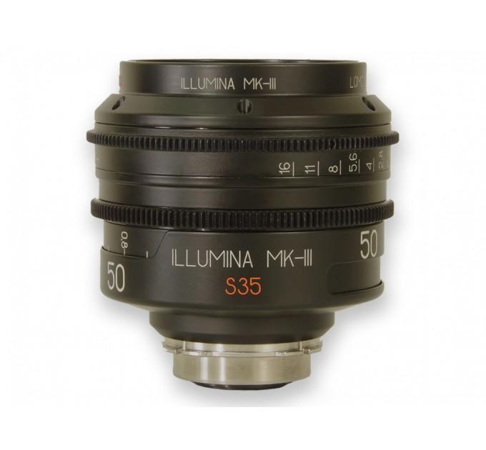 Объектив ILLUMINA MK-III f-50 mm